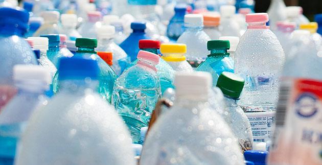 PET palackok újrahasznosításra
