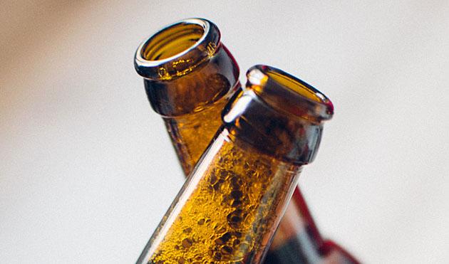 visszaváltható üveg