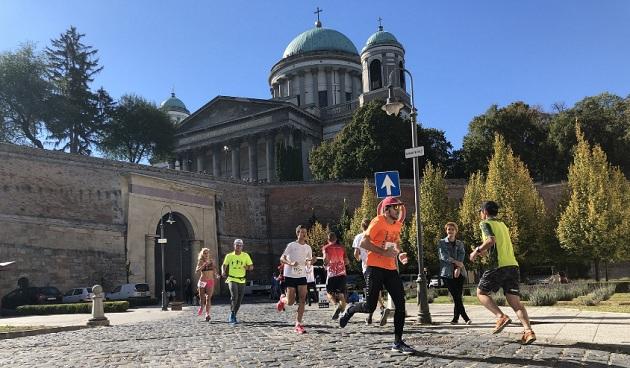 Esztergom félmaraton