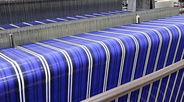 Textilipar, környezetterhelés