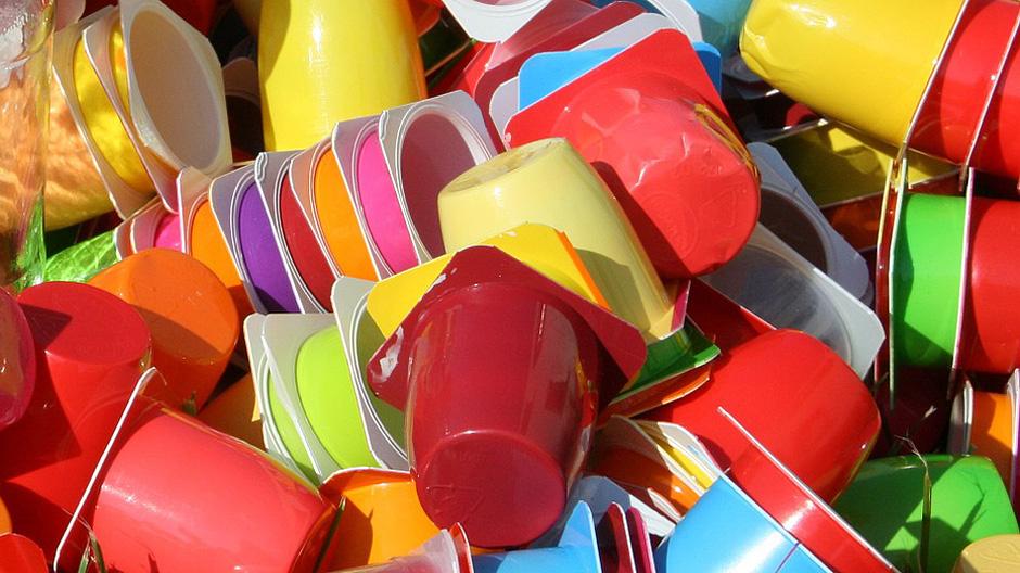 műanyag újrahasznosítás