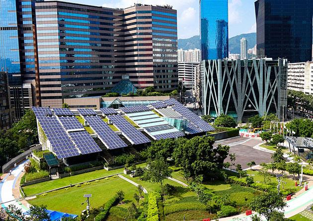 ökológiai közgazdaságtan, a jövő városai