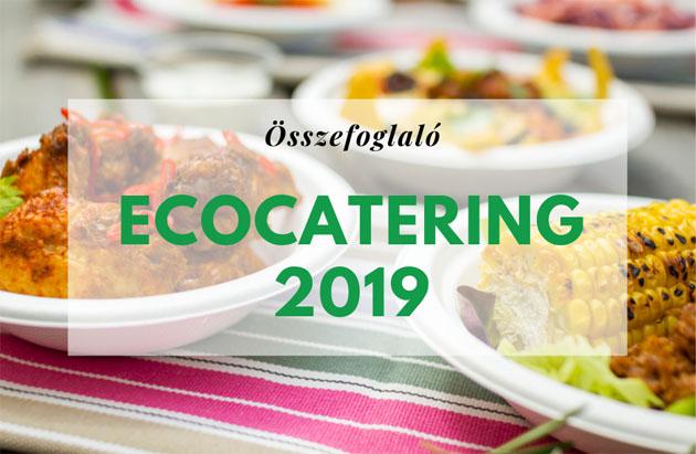 Ecocatering összefoglaló 2019