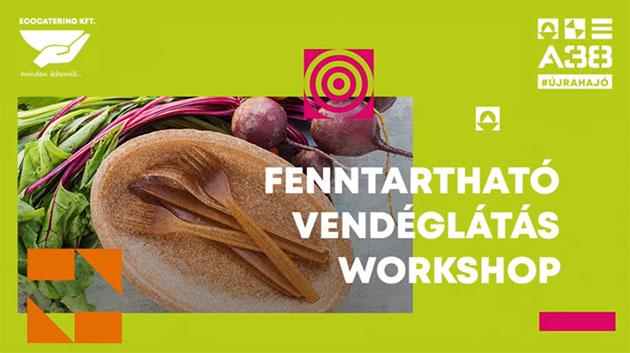 workshop - fenntartható vendéglátás